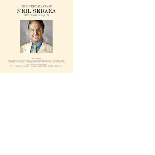 Neil-Sedaka-The-Show-Goes-On-The-Very-Best-2-CD-UK-Set-Pop-Rock-Music-Album-Ne