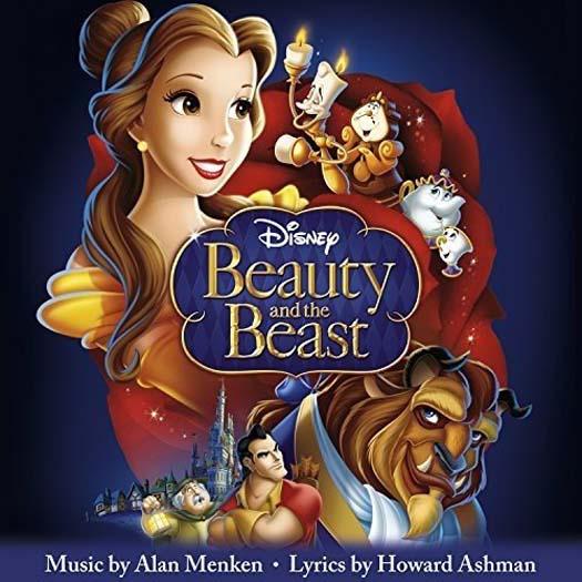 Disney Beauty And The Beast Soundtrack Cd New 2017 Ebay