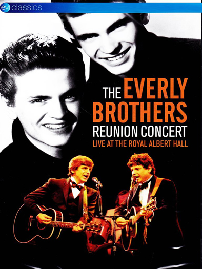 the everly brothers reunion concert live at royal albert hall dvd new r2 ebay. Black Bedroom Furniture Sets. Home Design Ideas