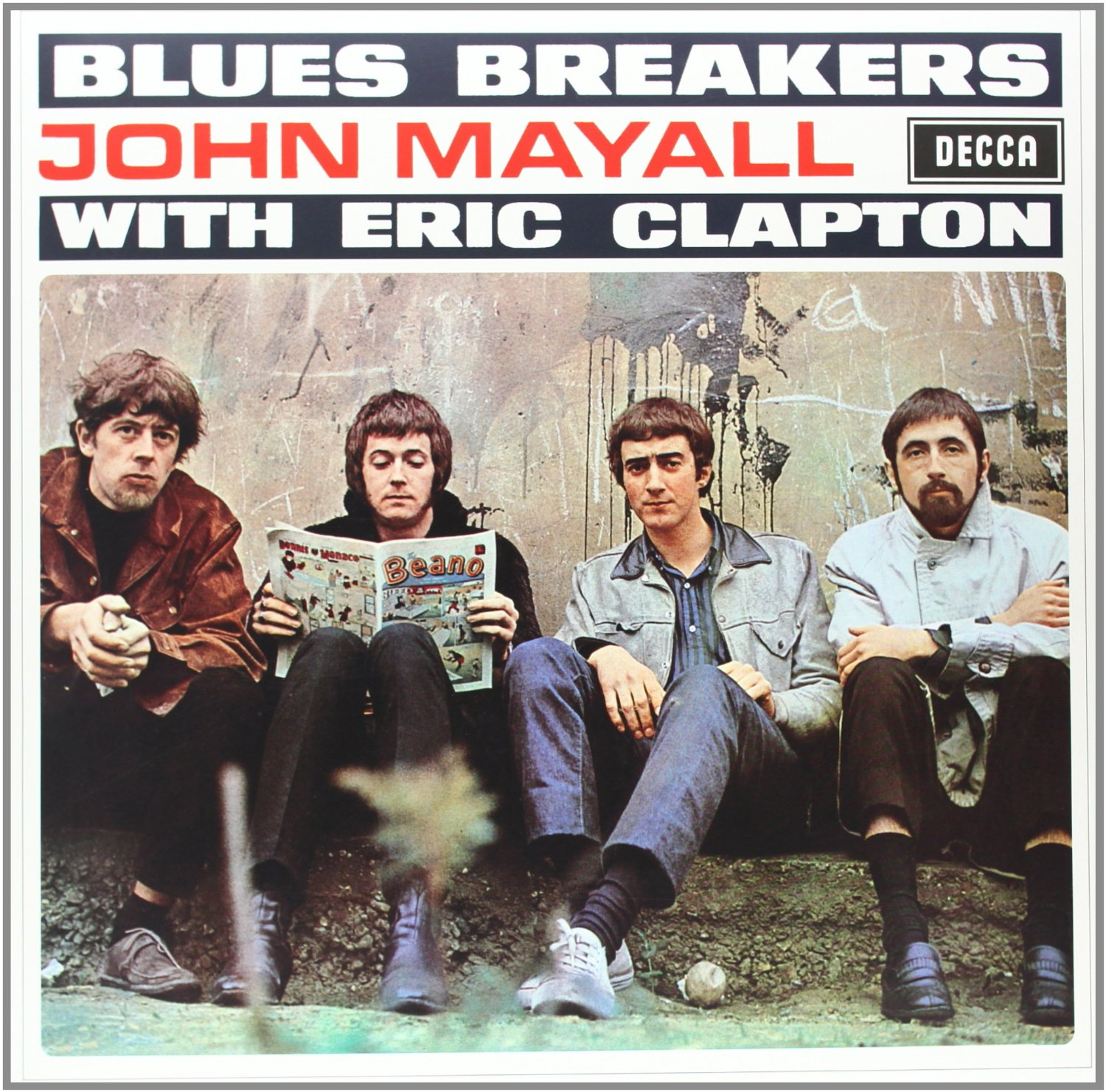 John mayall with eric clapton bluesbreakers lp vinyl new 42280008611 item specifics publicscrutiny Images