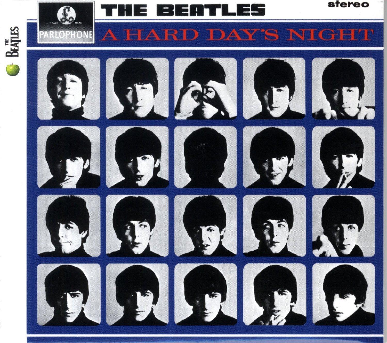 0056028fd BEATLES A HARD DAYS NIGHT CD NEW REMASTERED 94638241324 | eBay