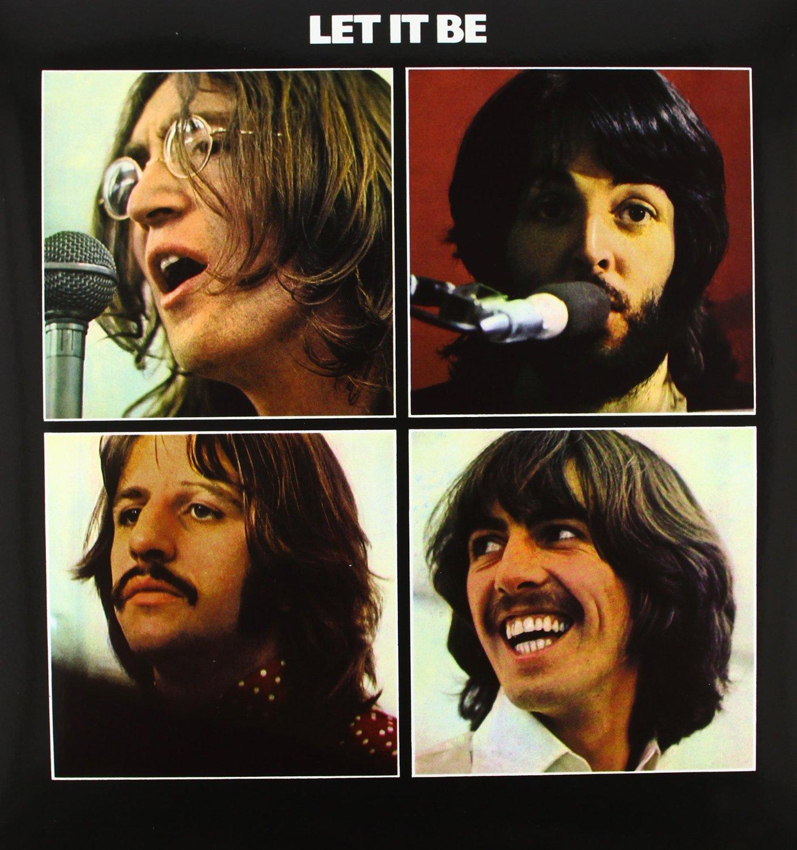 Beatles let it be | Kostenloser Versand? (DE)