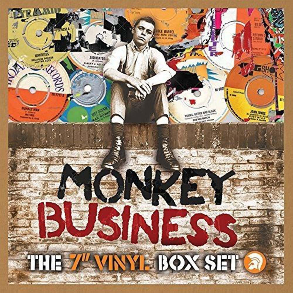 Monkey Business 7 Quot Vinyl Box Set Trojan Records New 2017